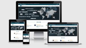 Site alaiseNet responsive design