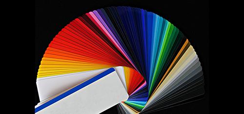 La signification des couleurs sur internet