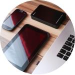 Site responsive design - AlaiseNet