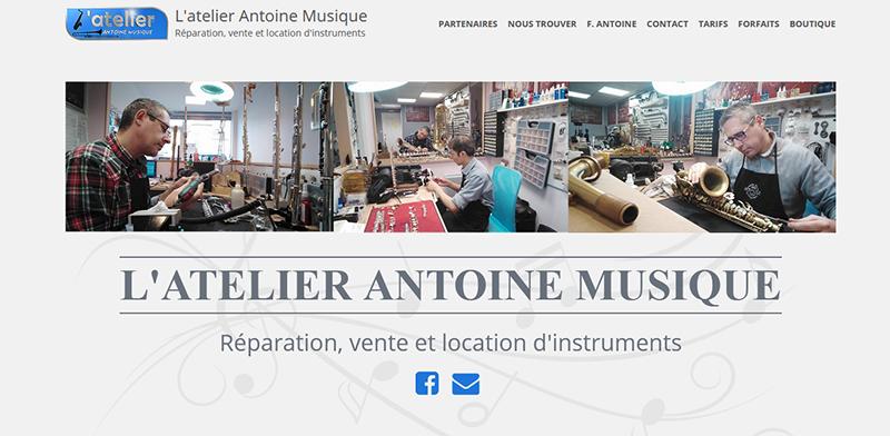 L'atelier Antoine Musique par AlaiseNet