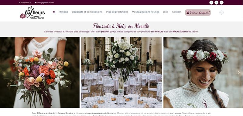 Effleurs l'atelier floral par AlaiseNet