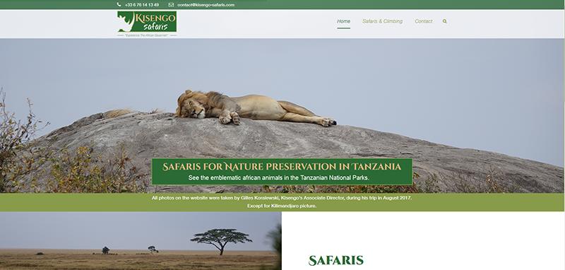 Kisengo Safaris par AlaiseNet