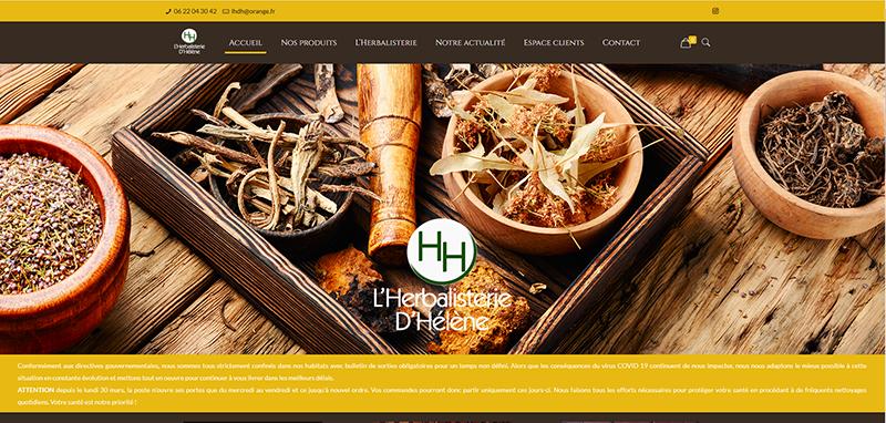 L'herbalisterie d'Hélène par AlaiseNet
